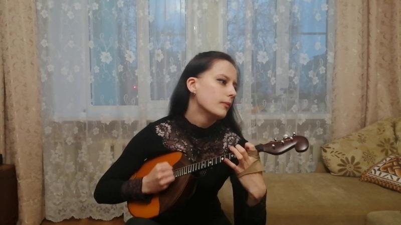 А. Цыганков Праздник, исп. Сазанова Анастасия