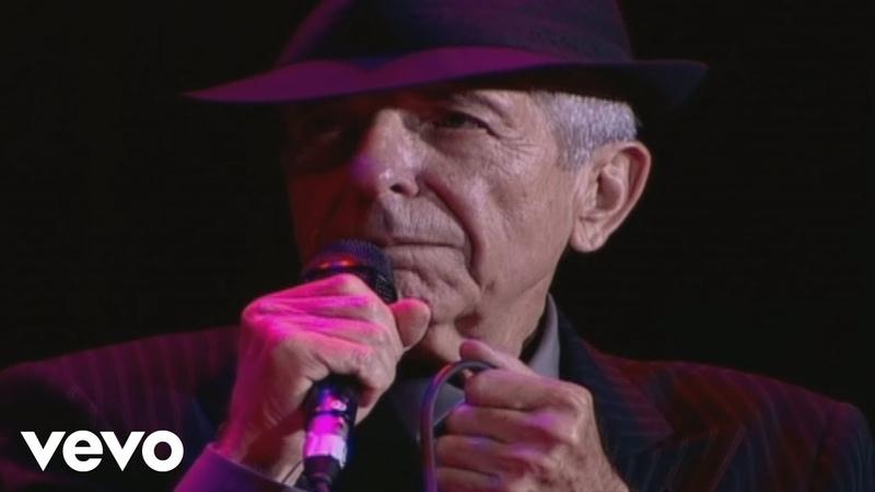 Leonard Cohen Boogie Street Live in London