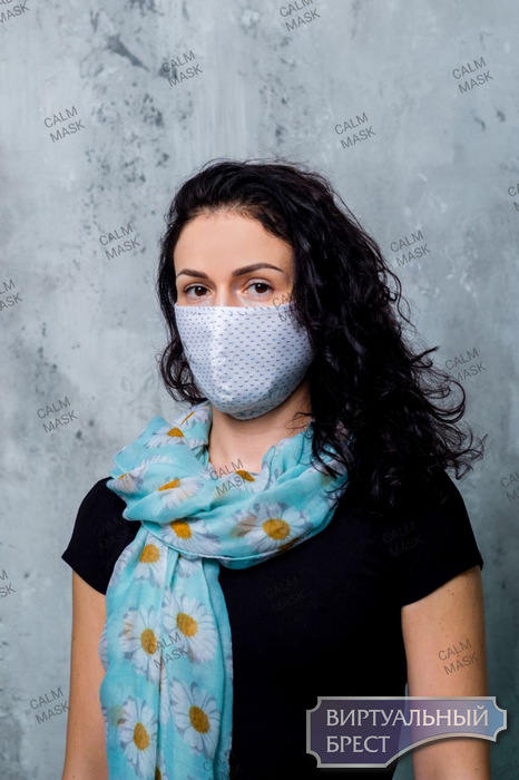 В Бресте известная компания начала пошив защитных масок. Почём и какие они?