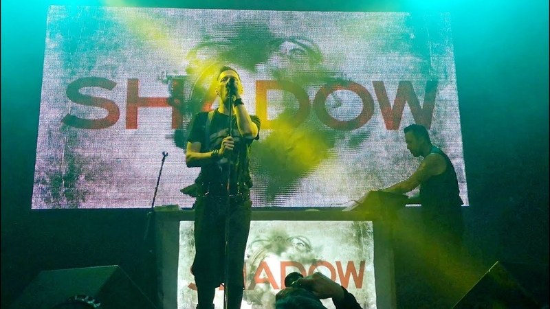 In Strict Confidence Kiss Your Shadow @ Live in Moscow 2019