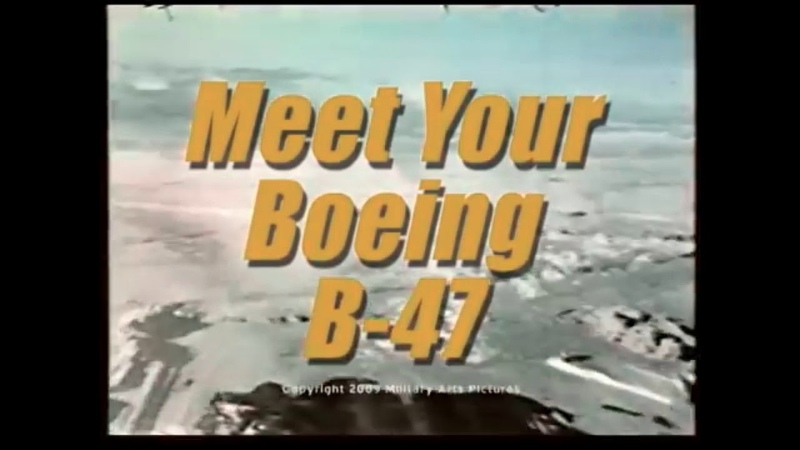 Shortcut 1954 Stratojet Meet Your Boeing B 47 Vapor Trails