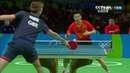 Ma Long vs Liam Pitchford | 1/4 - Rio 2016 (teams)