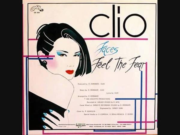 Clio - Faces (Italo Disco) (Good Quality)