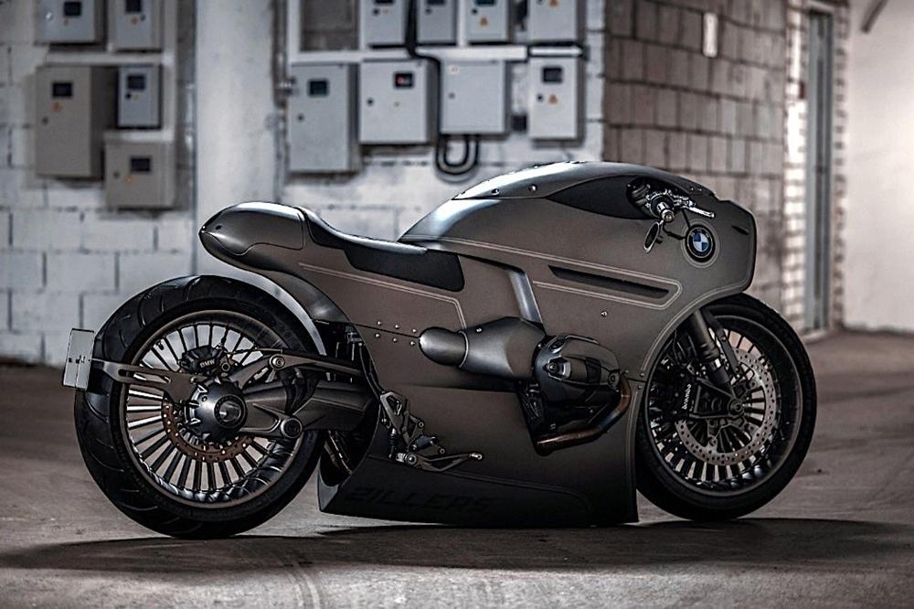 Zillers Garage: Кастом BMW R Ninet