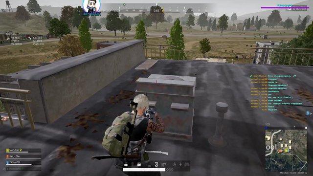 Хороший выстрел с Kar98k mer1d14n