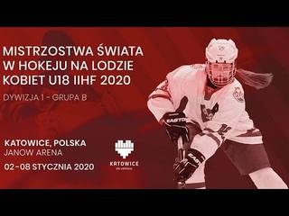 Женский ЧМ-2020. IB дивизион. Южная Корея - Польша