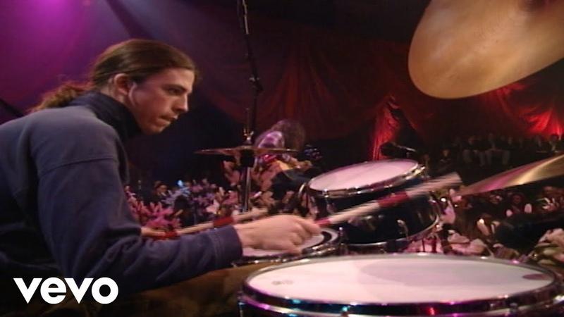 Nirvana - Oh Me (Live On MTV Unplugged, 1993 Unedited)