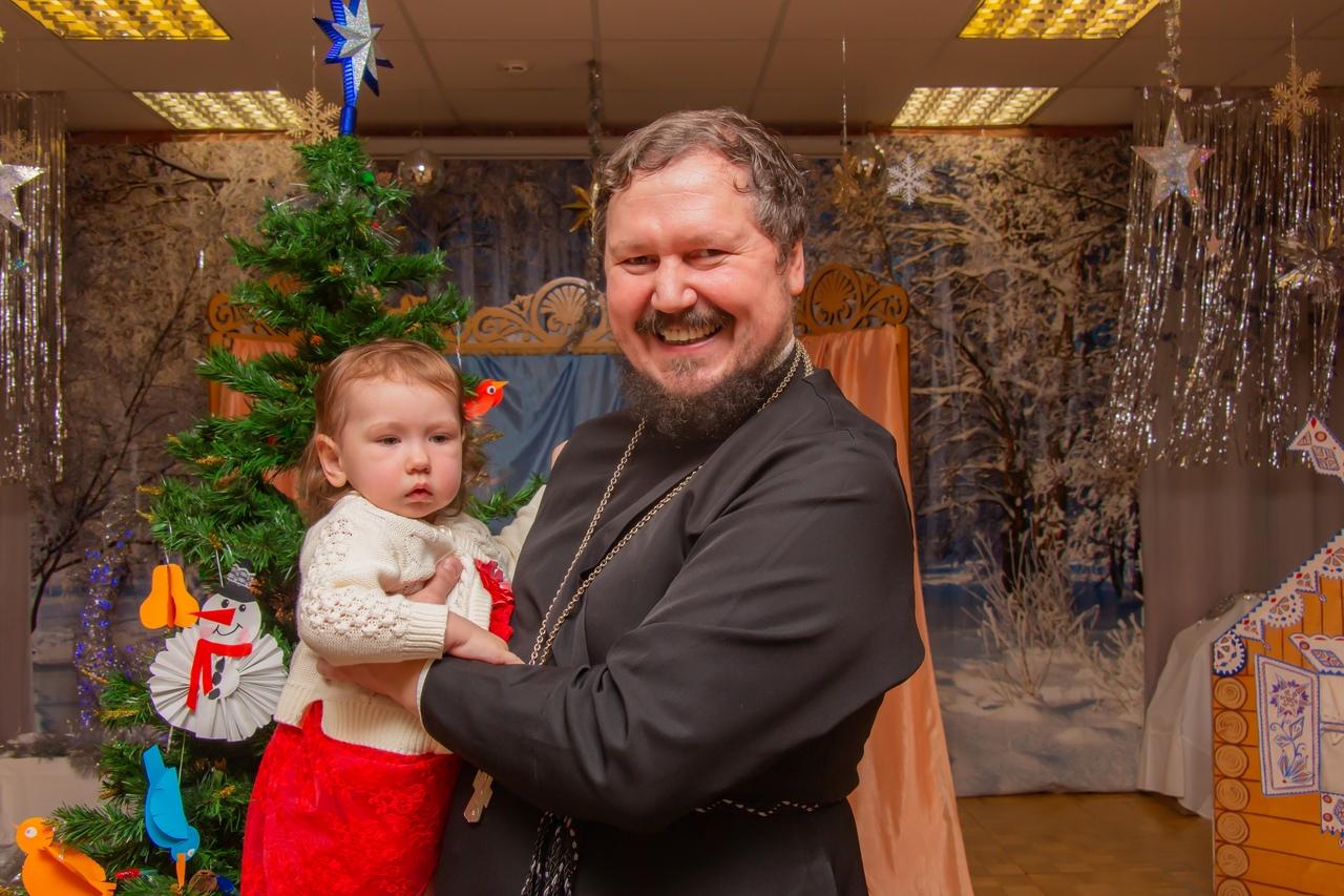 Праздник Рождества Христова в детском саду №56