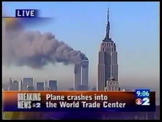 Howard Sterns 911 Broadcast with Paired Footage