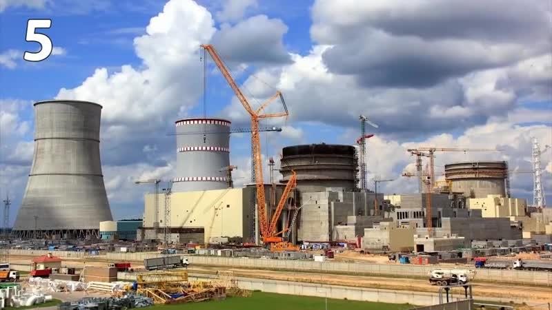 АЭС в Беларуси - Что то пошло не так