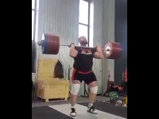 Лаша талахадзе 267 кг