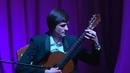 В Пинске с концертом гитарной музыки выступил белорусский виртуоз Павел Кухта