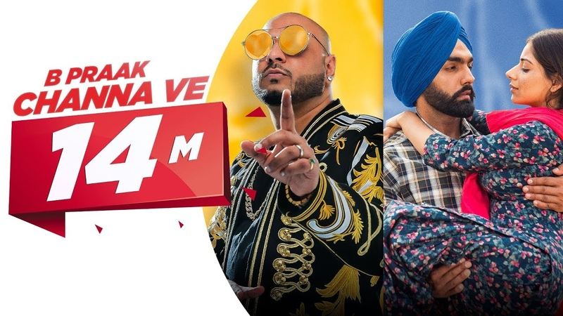 Channa Ve Official Video Sufna B Praak Jaani Ammy Virk Tania Latest Punjabi Songs 2020