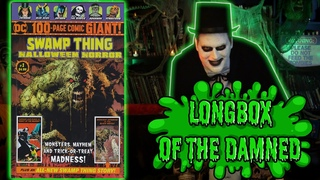 Swamp Thing Halloween Horror Giant #1 - Longbox of the Damned