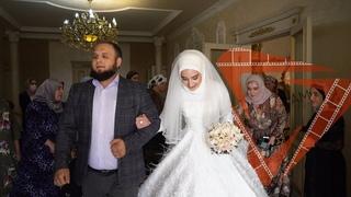 Новинка! Поженились за день до карантина . Шикарная чеченская свадьба 2020
