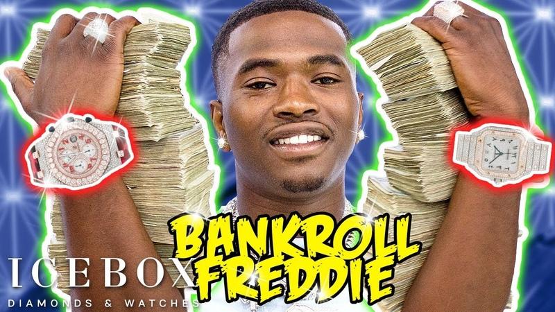 Bankroll Freddie Plays Jenga With $100k Cash!