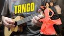 Ukulele Beautiful Tango. Carlos Gardel – Por Una Cabeza