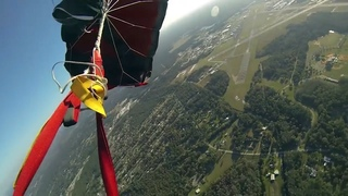 Friday Freakout: Uncontrollable Wingsuit Spin + Line Twists + Cutaway