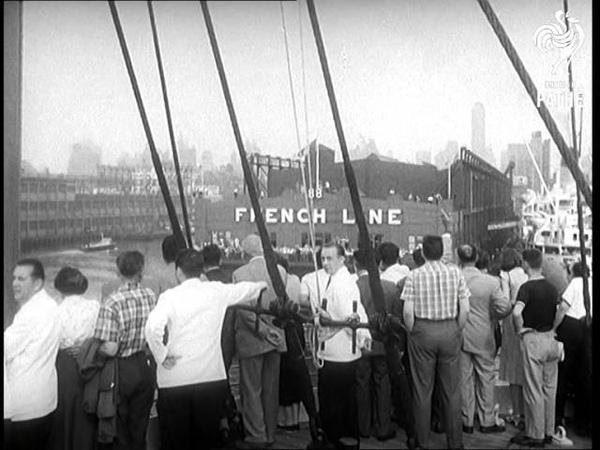 Greatest Atlantic Rescue 1956