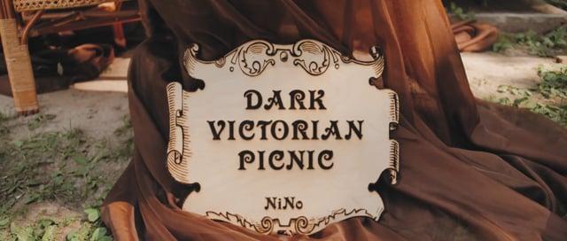 Dark Victorian Picnic