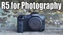 Canon EOS R5 PHOTOGRAPHY review (Res, Noise, DR, AF, IBIS, LE, GPS)