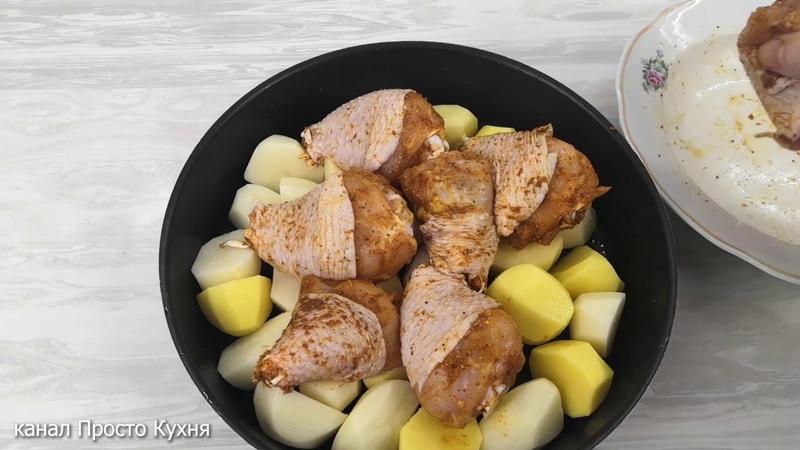 До неприличия просто и вкусно. Обед в духовке для всей семьи! | Просто Кухня - Выпуск 139
