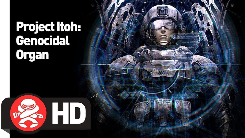 Project Itoh: Genocidal Organ - Official Trailer