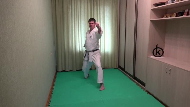 Тренируемся дома - 10: Киба Дачи - не боевая стойка? Да! Но лучшая из всех тренировочных!