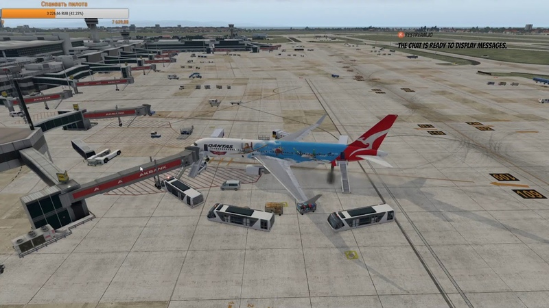 X-Plane 11 LTBA/ATATURK INTL до ULMM/MURMANSK: 1699.6 миль Boeing 767-300ER VATSIM BMA163