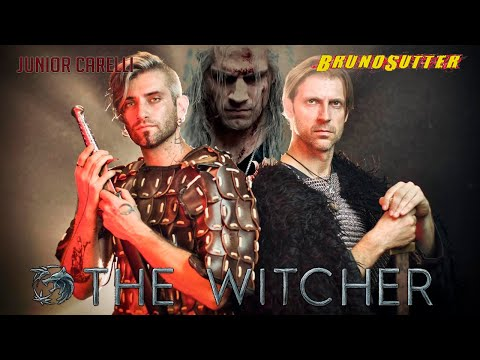 Bruno Sutter and Junior Carelli Toss a Coin to Your Witcher Epic Version