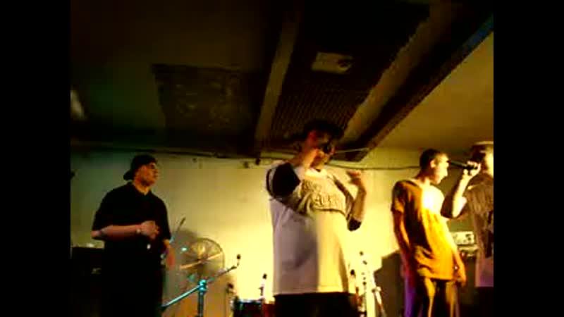 Nrec Group Live в Подземке 2