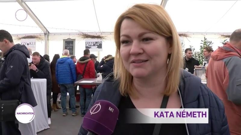 """💙 HU Nachrichten in DEUTSCH von """"M1 = Samstag den 29 Feb 2020"""