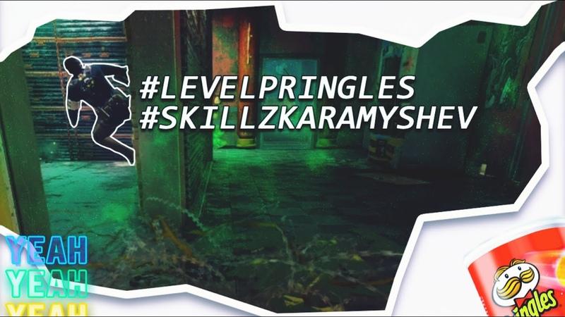 Самурай Эхо и неудачница Валькирия Rainbow Six Siege levelpringles skillzkaramyshev