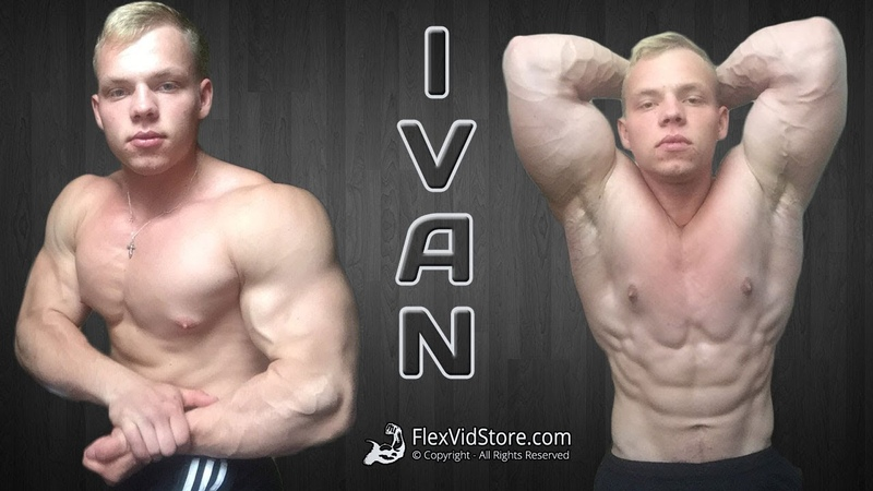 Ivan Huge Beast Is Here To Dominate And To Show Amazing Pump