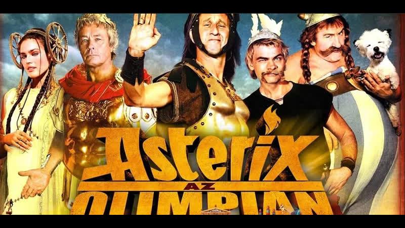 Asteriks va Obeliks Olimpiya oyinlarida 2008 Uzbek tilida HD Ozbek tarjima
