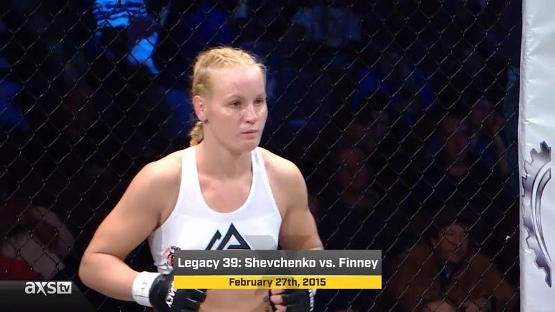 Fight of the Week Shevchenko vs Finney