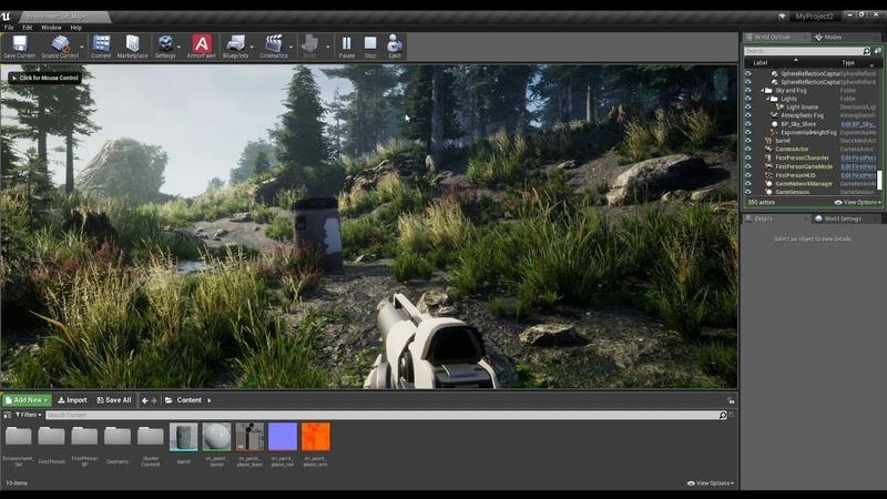 Unreal Engine Plugin ArmorPaint