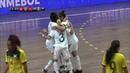 Argentina 9x0 Equador Copa América de Futal Feminino 13 12 2019