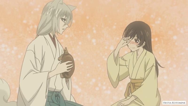 Аниме клип   Очень приятно, Бог   Kamisama Hajimemashita   Томоэ и Нанами - Северное сияние