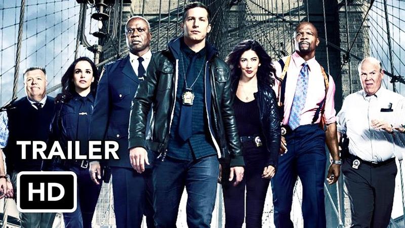 Бруклин 9 9 7 сезон 2020