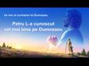 """Cantare crestina 2020 """"Petru L a cunoscut cel mai bine pe Dumnezeu"""""""