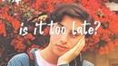 Kayden - is it too late (Lyric Video)
