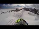Зима на горе Ай-Петри