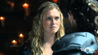 Clarke and Lexa scenes - The 100
