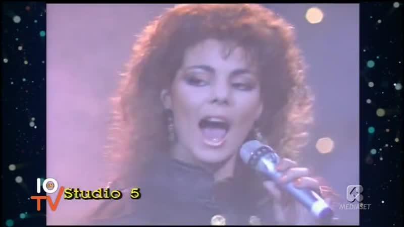 Sandra Hi Hi Hi Fine Anno Allo Studio 5 Rete 4 1986 Italy