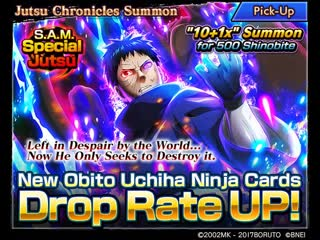 Obito Uchiha Gameplay Video!