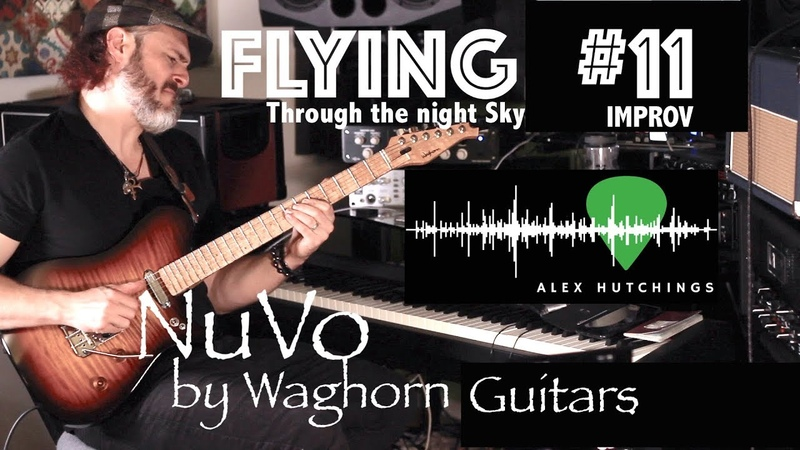 FLYING 11 NuVo Tele by Alex Hutchings