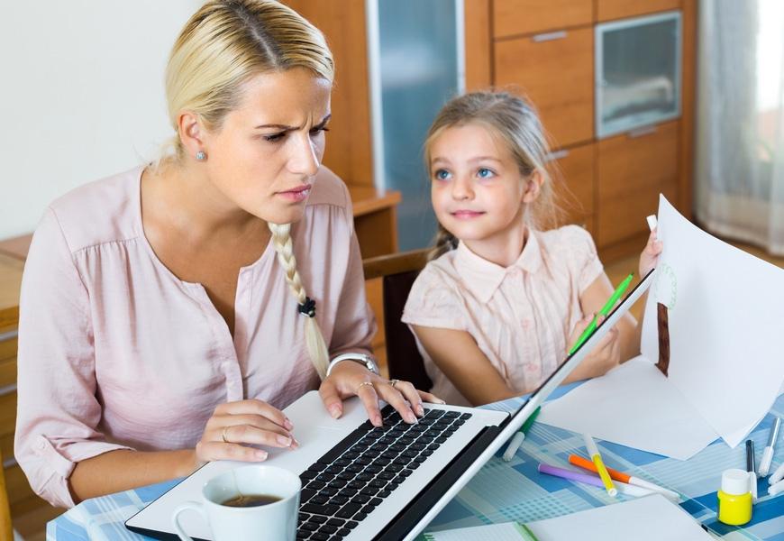 фриланс работа для ребенка