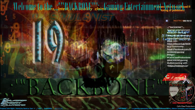 ' BACKBONE ' Gaming entertainment Network ~ AS Is w SimuL8Nist~ Jedi Fallen Order