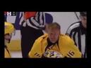 Самые жесткие драки в хоккее. Топ драк на льду